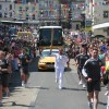 Frome Olympic Torch relay 2012