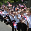 Frome welcomes Olympic torch!
