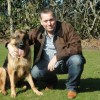Frome's David Warburton takes part in 10 mile walk for Animal Shelter