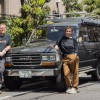 Fromeward bound!  Couple prepare for  round-the-world drive home