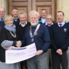 Lions raise £12,000 for Macmillan Cancer Support