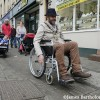 Town centre access tested by wheelchair and buggy users