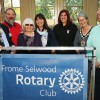 Charities benefit as Rotary Club reflects on busy year