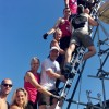 Record ladder climb attempt