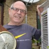 What a scorcher!  Local man brings us all the weather news for Frome