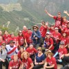 Peru trekkers raise £58,000 for patient care at Bath Royal United Hospital