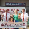 Football Club and Fair Frome team up