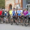 Mayor's long ride to John O'Groats