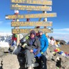 Fundraising duo raise £12,000 and conquer Mount Kilimanjaro