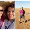 Sahara challenge team raise £20,000 for local charity