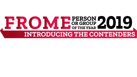 Who will be this year's Person and Group of the year?