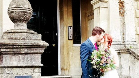 Weddings return to the Town Hall