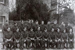 Nunney in WWII Exhibition