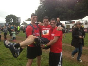 frome firefighters in tough mudder