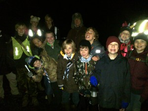 f592 Cubs & Scouts Sponsored Walk Mendip-20131104-00620