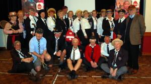 Members of Frome Inner Wheel