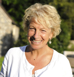Morag McLaren - new patron of the Frome Festival.