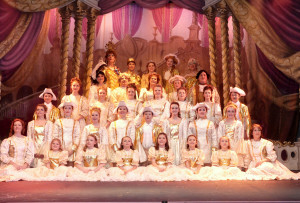 The cast of Cinderella.