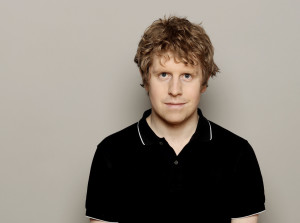 Josh Widdicombe - coming to the Cheese & Grain.
