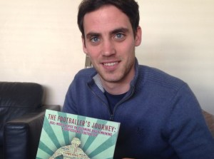Dean Caslake and his book 'The Footballer's Journey'
