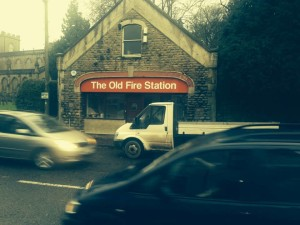 Frome FM's home - the Old Fire Station