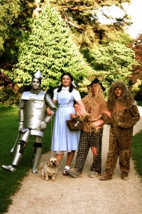 Spellbound's cast take to the yellow brick road!