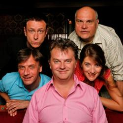 Paul Merton and Chums