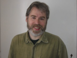 David Lassman, director of the Frome Word