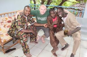 Dan (aka Invisible System) in Mali