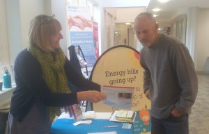 Get your energy advice at Frome Medical Centre