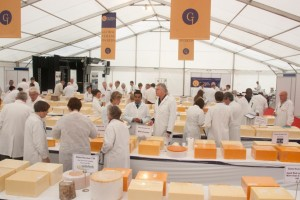 The Cheese Pavilion at a previous show