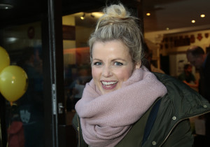 Ellie Harrison from BBC's Countryfile
