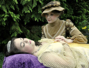 Sleeping Beauty runs from Tuesday 29th December to Saturday 2nd January