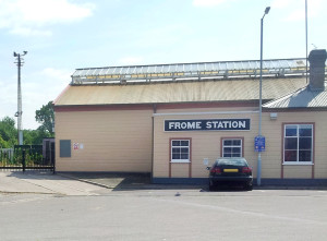 Frome station.