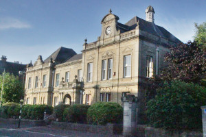 Frome's new Town Hall