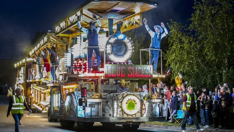 Carnival postponed, but there will still be fun to be had!