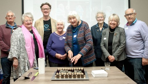 Frome Lottery  celebrates 21 years